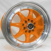 White Diamond 8006 Orange