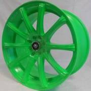 White Diamond 3195 Green Wheels